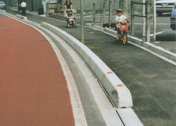 千葉県・常盤台道路改良工事