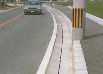 福岡県・川原川島道路改良工事